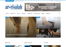 Arrisalah.net thumbnail