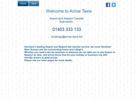 Arrow-taxis.co.uk thumbnail