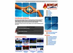 Arrowscape.co.uk thumbnail