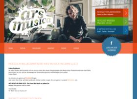 Ars-musica-muenchen.de thumbnail