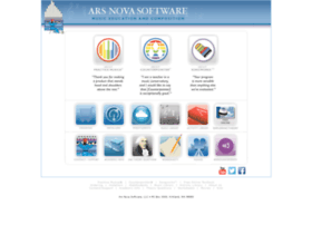 Ars-nova.com thumbnail