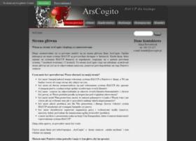 Arscogito.pl thumbnail