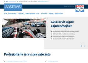 Arservis.sk thumbnail