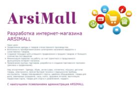 Arsimall.ru thumbnail