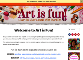 Art-is-fun.com thumbnail