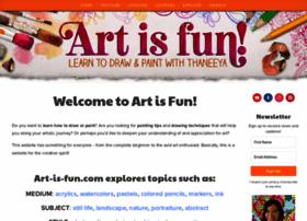 Art-is-fun.com thumbnail