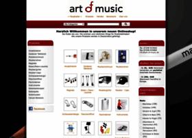 Art-of-music.de thumbnail