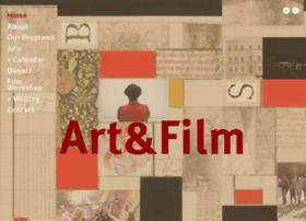 Artandfilm.org thumbnail