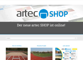 Artec-sportgeraete.de thumbnail