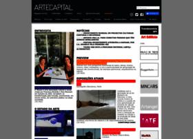 Artecapital.net thumbnail