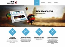 Artecontrolada.com.br thumbnail