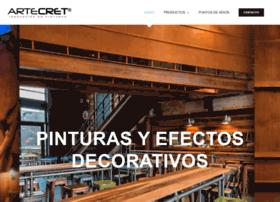 Artecret.com.ar thumbnail