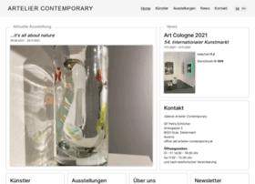 Artelier-contemporary.at thumbnail
