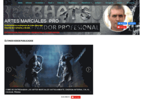 Artes-marciales.info thumbnail