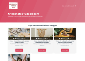 Artesanatotudodebom.com.br thumbnail