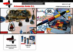 Artesaniasames.com thumbnail