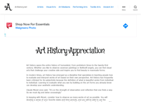 Arthistory.net thumbnail
