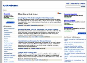 Articlebeans.net thumbnail