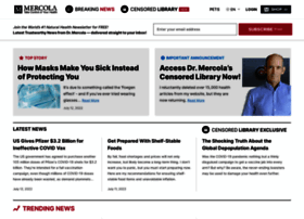 Articles.mercola.com thumbnail
