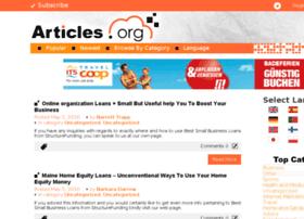 Articles.org thumbnail