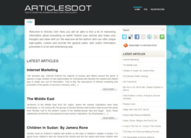 Articlesdot.net thumbnail