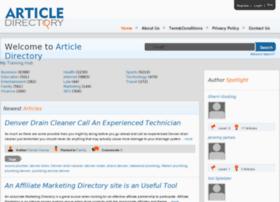 Articlesfor.net thumbnail