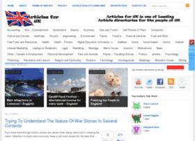 Articlesforuk.co.uk thumbnail