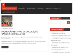 Artigonovo.com.br thumbnail