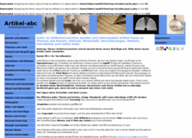 Artikel-abc.de thumbnail