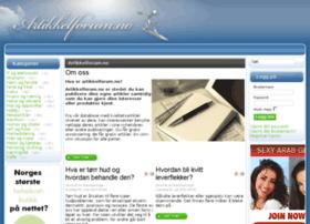 Artikkelforum.no thumbnail