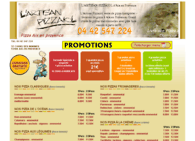Artisan-pizzaiol.fr thumbnail