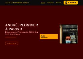 Artisan-plombier-paris-3.fr thumbnail