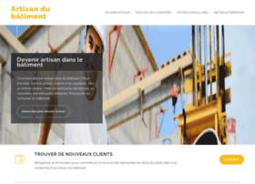 Artisandubatiment.fr thumbnail