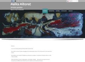 Artiste-peintre-milhorat.fr thumbnail
