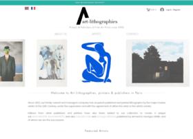 Artlithographies.net thumbnail
