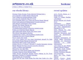 Artmnew.co.uk thumbnail