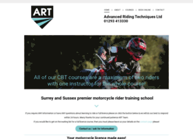Artmotorcycletraining.co.uk thumbnail