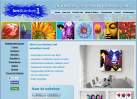 Artnumber1.nl thumbnail