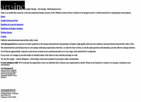 Artsincdesign.com thumbnail