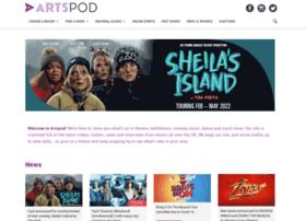 Artspod.net thumbnail