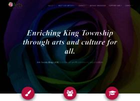 Artssocietyking.ca thumbnail