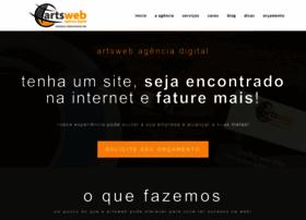 Artsweb.com.br thumbnail