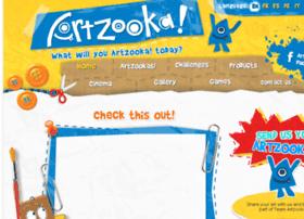 Artzooka.com thumbnail