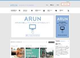 Arunllc.jp thumbnail