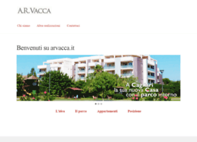 Arvacca.it thumbnail