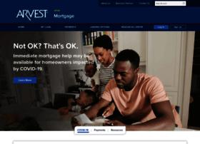 arvestcentralmortgage com at WI  Arvest Central Mortgage