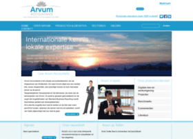 Arvum-accountants.nl thumbnail
