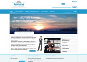 Arvum-accountants.nl thumbnail