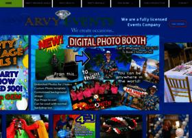 Arvyevents.com thumbnail