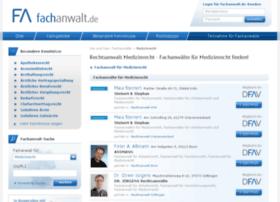 Arzthaftungsrecht-fachanwalt-medizinrecht.de thumbnail